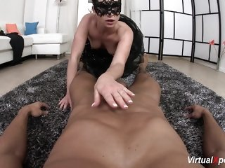 Sexy and flexible sex with Ballerina Vinna Reed