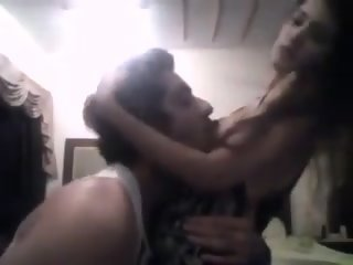 Indian Couple Get Horny