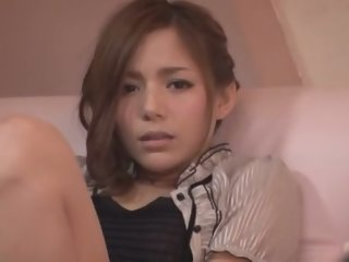 Best Japanese whore in Hottest JAV movie