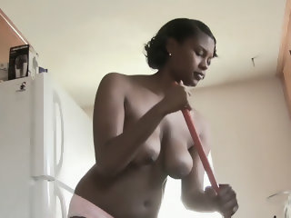 Lusty Lala in Amateur Movie - AtkHairy