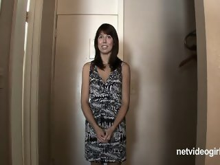 netvideogirls - Jesse Calendar Audition