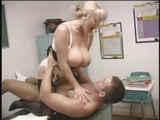 Hot Big-titted Teacher Kandi Cox