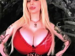 Sabrina Sabrok Rock Star Largest Breast