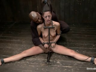 Juicy Lyla Storm in amazing BDSM XXX movie