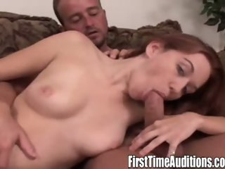 Seductive shaved Smokey in blowjob video