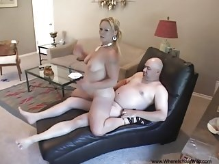 Anal Big Tit Bubble Butt Dirty Blonde MILF