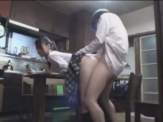 Crazy Japanese model in Horny JAV scene
