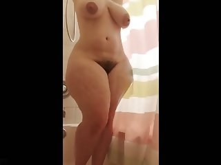 PAWG bathing