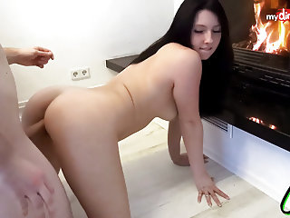 My Dirty Hobby - Teen juicy ass gets fucked hard