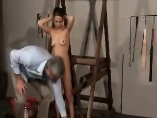 Hottest Homemade record with Brunette, Fetish scenes