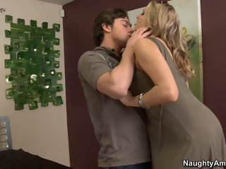 Briana Banks & Seth Gamble in My Friends Hot Mom