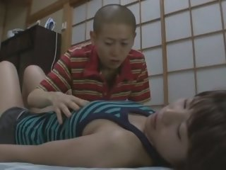Incredible Japanese slut Azumi Harusaki in Hottest Ass, Fingering JAV scene