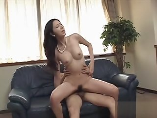 Crazy Japanese whore in Amazing Creampie/Nakadashi, Blowjob/Fera JAV scene