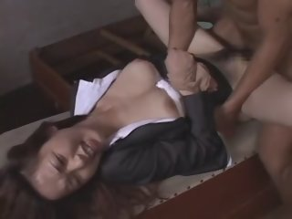 Amazing Japanese slut Ryoko Murakami in Exotic BDSM JAV movie