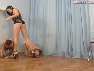 Russian-Mistress Video: Jana