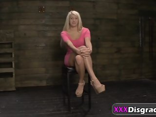 BDSM and rough sex with Layla Price