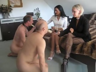 Amazing Amateur video with Group Sex, Fetish scenes