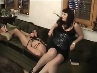 Incredible Amateur movie with Fetish, Face Sitting scenes