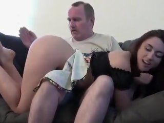 Incredible Amateur video with Small Tits, Spanking scenes
