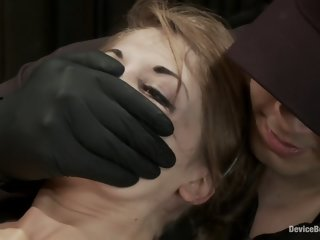 Hand, Prosthetic, Machine - There's more than one way to fuck a slut