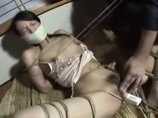 Japanese Aged S&M (Uncensored) Pt two
