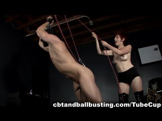 CBTandBallBusting Video: Up or Down