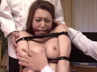 Yumi Kazama in Fuck Me in Front of My Husband part 2