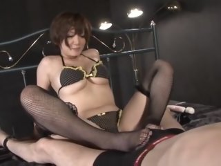 Kosaka Meguru in FUCK Strap-on Dildo Big Tits And A Sister 20 Paradise Disturbed Man M!!