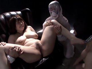 Fabulous Japanese slut Chitose Saegusa in Hottest big tits, bdsm JAV video