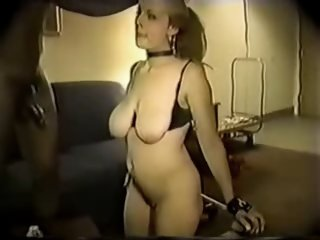 Training A New White Slave