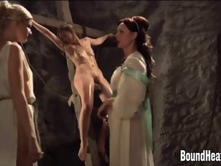 Slave Tears Of Rome: Punishment With The Lesbian Whip