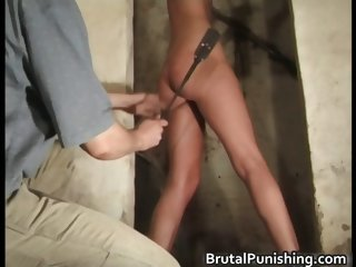 Hard core fetish and brutal punishement part6