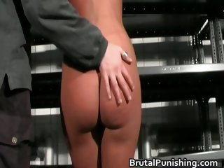 Hard core fetish and brutal punishement part2