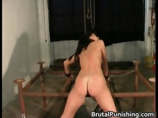 Hardcore fetish and brutal punishement part1