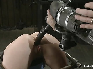 Nubile unit gets fucked harder then she has ever been fucked before!!!