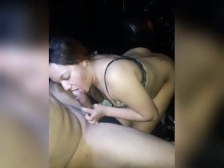 Reverse Riding And Head In Car
