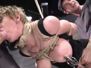 Bound, Cock Sucking, Fuck Slut