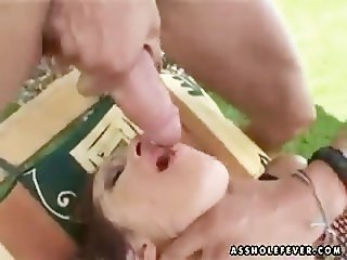 ANAL WHORE WITH NO LIMITS DOUBLE PENETRATION IN ALL HOLES!!!!!