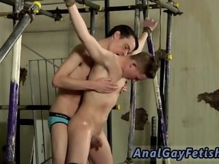 Teen anal boy movie gay Sean makes him his