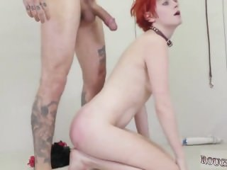 Melanie's bdsm music xxx cummie, the painal cum cat