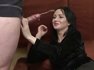 Over The Edge - hands free cumshot compilation