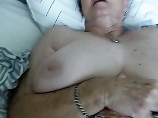 Fucking my 80 year old friend..