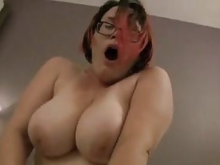 Thick Slut Danielle Sucks & Fucks