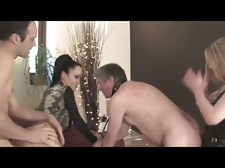 :- THE FEMDOM MISTRESS & THE WIFE SWAPPERS -:ukmike video