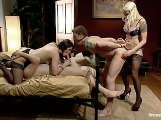 Cuckold Surprise!